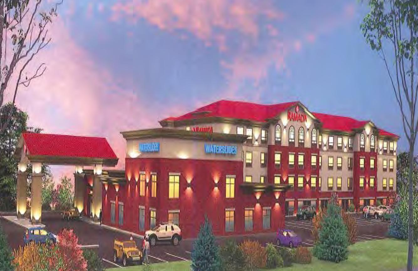 Ramada Hotel- Regina, SK